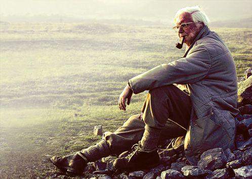 'Alfred Wainwright - BBC 4 Desert Island Discs'  The master. http://www.bbc.co.uk/programmes/p009mfrs