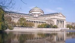 The Museum of Science and Industry opened its doors in 1933 and is the largest science museum in the Western Hemisphere.  Chicago, Illinois