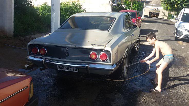 OPALA SS 78 6 CILINDROS (ORIGINAL) - SSukita - BRAZILIAN MUSCLE CAR