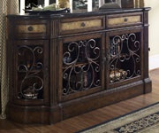 Carmel Credenza by Pulaski Furniture