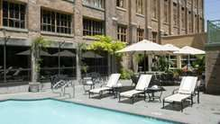 Hampton Inn & Suites New Orleans-Convention Center Hotel, LA - Pool