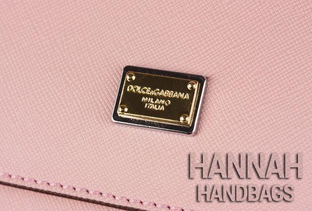 bae1bb8b4cc0 Dolce   Gabbana Sicily Handbag