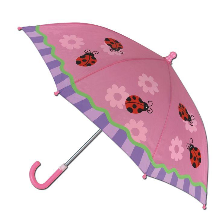 #Parasolka dla dziewczynki z biedronkami Lady Bug, Stephen Joseph