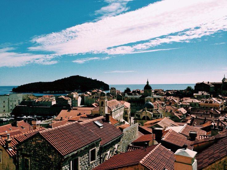 Дубровник, Хорватия - Путешествуем вместе