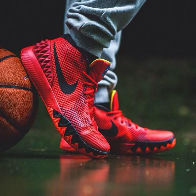 This is the high performance Nike Kyrie 1 - Checkout the 30 step guide on spotting fakes on goVerify.it
