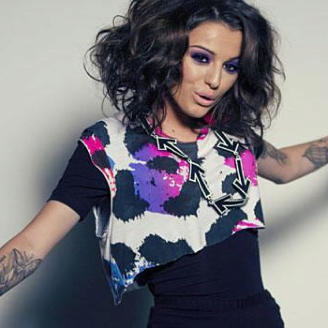 Cher Lloyd (want you back fave song) ;)