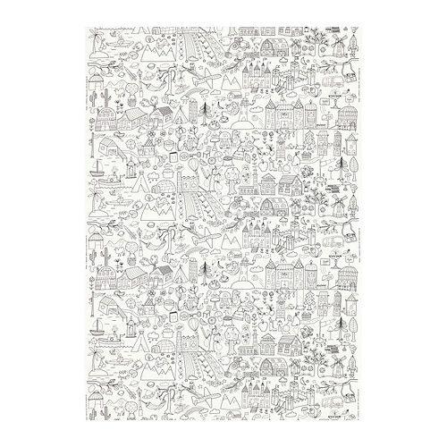 TIDNY Tissu au mètre - IKEA