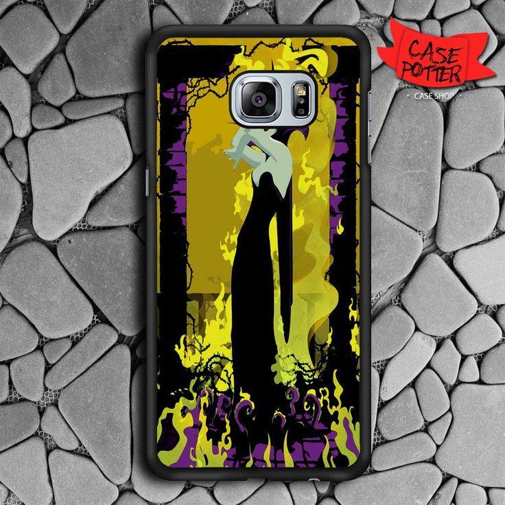 Maleficent Samsung Galaxy S6 Edge Plus Black Case