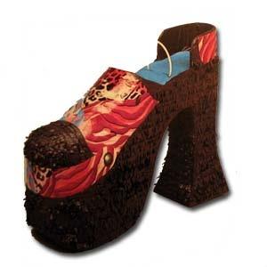 """Platform Shoe 14"""" x 17.5"""" Pinata"""