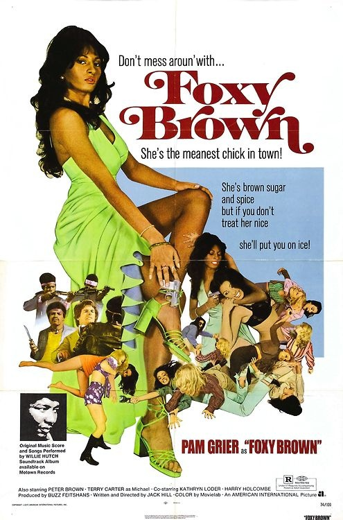 Pam Grier, Foxy Brown