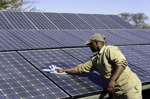 The Why of Wilderness #solarpower