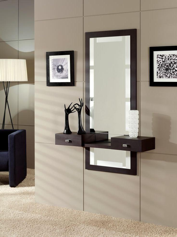 Cómo lograr recibidores prácticos y con encanto | Blog de decoración y mobiliario de Muebles BOOM