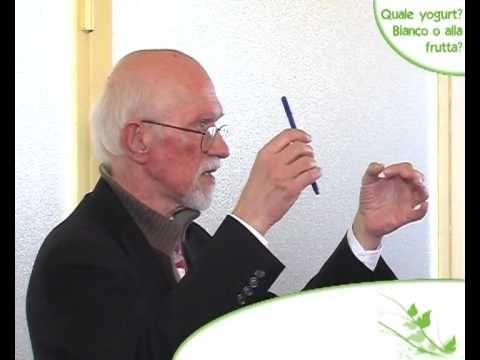 Prof. Franco Berrino parla di intestino e tiroide - eutirox - prevenzione con alimentazione - YouTube
