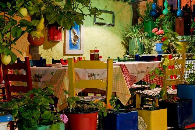 Paxos Dodos taverna by Robh.Photos, via Flickr