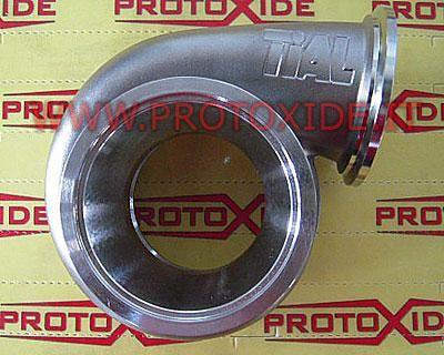 Chiocciola Di Scarico Turbo Gt30 In Acciaio Inox Con Immagini