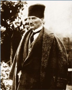 a biography of mustafa kemal ataturk the founder and first president of the turkish republic The formation of a leader mustafa kemal in his kemal, the first president of the turkish republic 'founder of modern turkey', mustafa kemal atatürk.