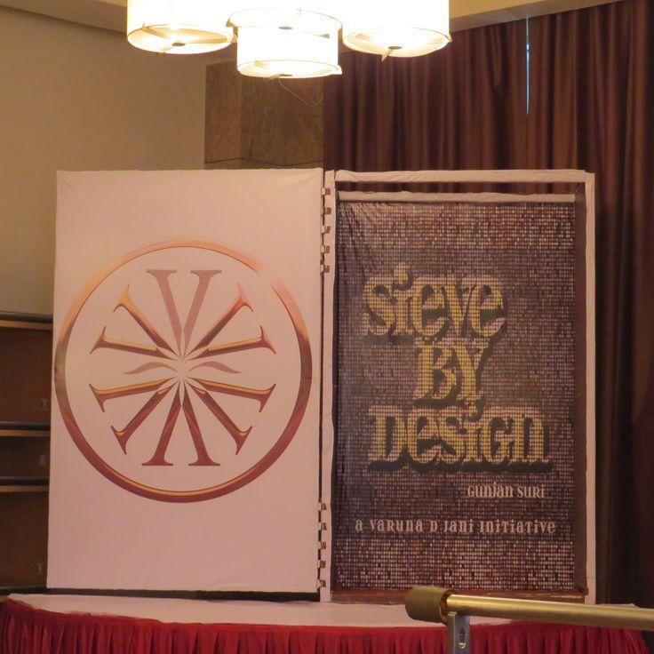 Sieve By Design. IIJW2015