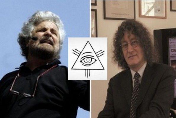 Il 'guru' di Beppe Grillo e il Nuovo Ordine Mondiale - 'Di lui si parla come dell'eminenza grigia, il guru, che starebbe dietro le strategie web-politiche di Beppe Grillo. Non solo, ma anche, in te...