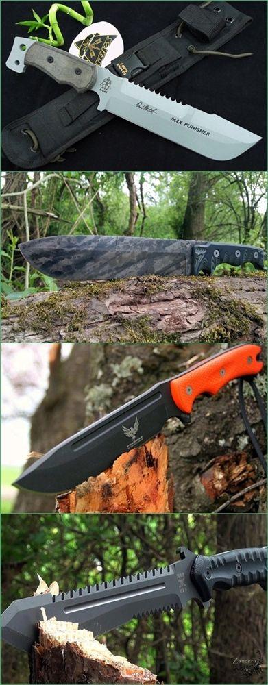 BEASTS :: TOPS Punisher, Wander Tactical Dimorphodon, Freeman Chopper & United Cutlery M48 Ops Combat Bowie