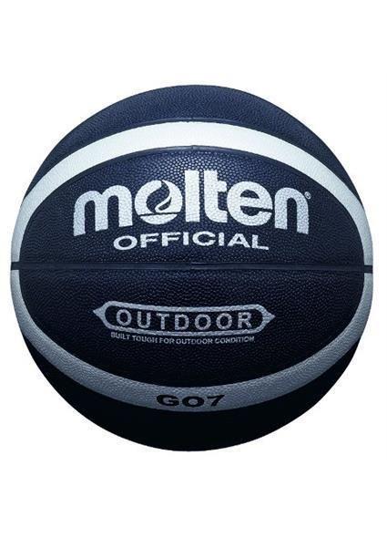 Balón Molten BGO7 BS, recomendado para exterior www.basketspirit.com/Molten