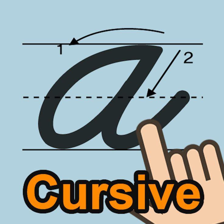 101 best Cursive images by Donna Vincent on Pinterest | Cursive ...