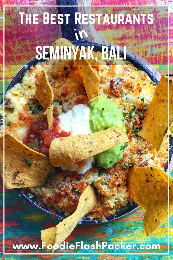 The Best Restaurants in Seminyak, Bali - Foodie Flashpacker