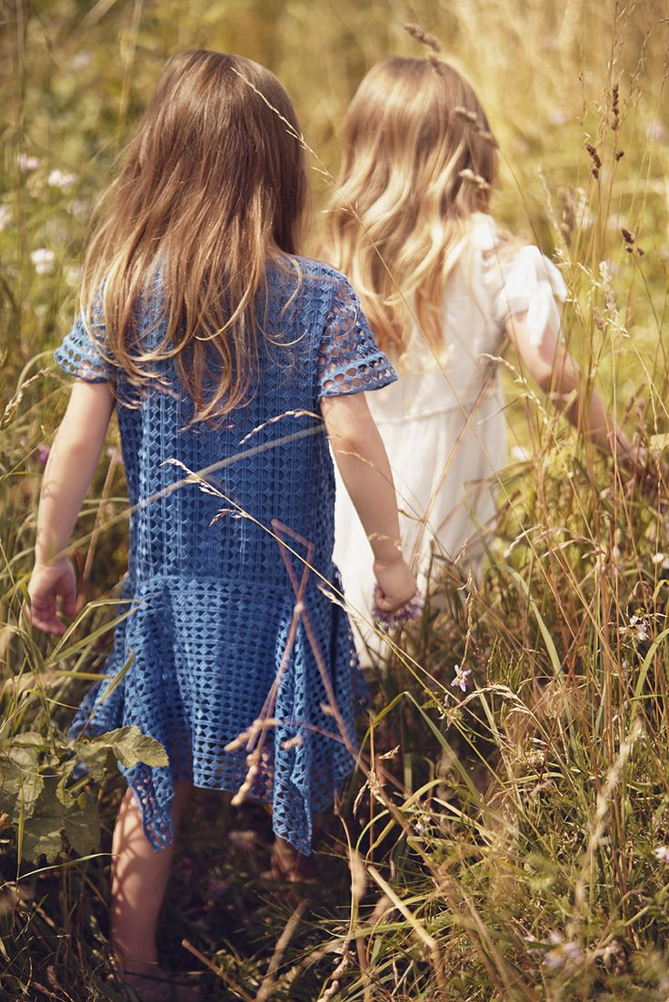 The Chloe kids French chic fashion line is always one of the closer aligned kids collections to the adult with quite a few mini me replicas for the girls