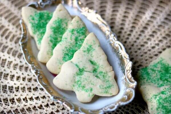 BEST Rolled Sugar Cookies: Easy Cut Out Recipe