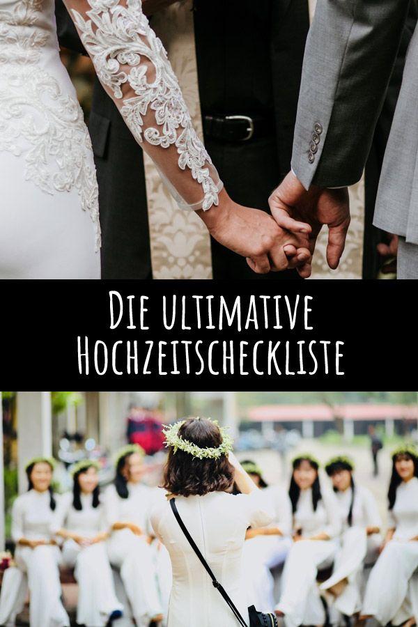 Checkliste Hochzeit Was Wann Zu Tun Ist Checkliste Hochzeit Hochzeitscheckliste Hochzeit
