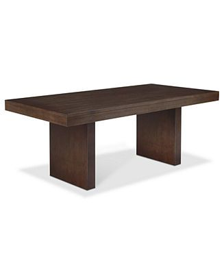 Garwood Dining Table Furniture Macy 39 S Kitchen And