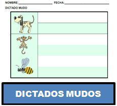 CALAIXET DE RECURSOS: DICTADOS MUDOS