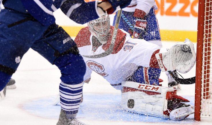 Canadiens vs. Maple Leafs: Où serait Michel Therrien sans Carey Price? on a trouvé une manière de gagner.