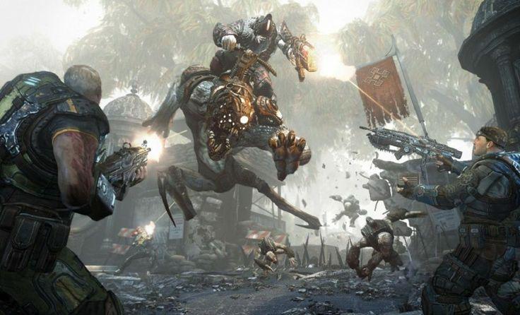 Gears of War 4 zakládá další trilogii - Hrej.cz