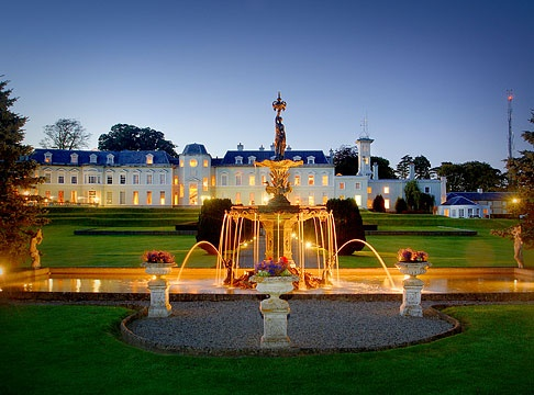 K Club Golf and Spa Resort in Kildare, Ireland