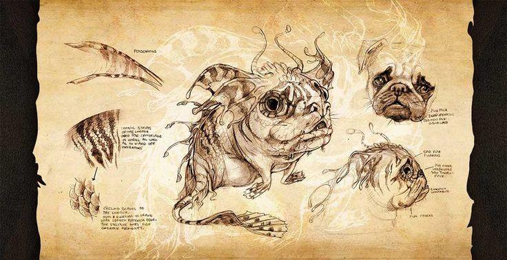 Lionfish x Pug