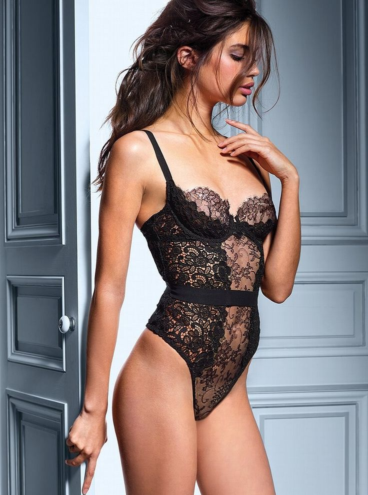 Sara Sampaio for Victoria's Secret Lingerie October 2012
