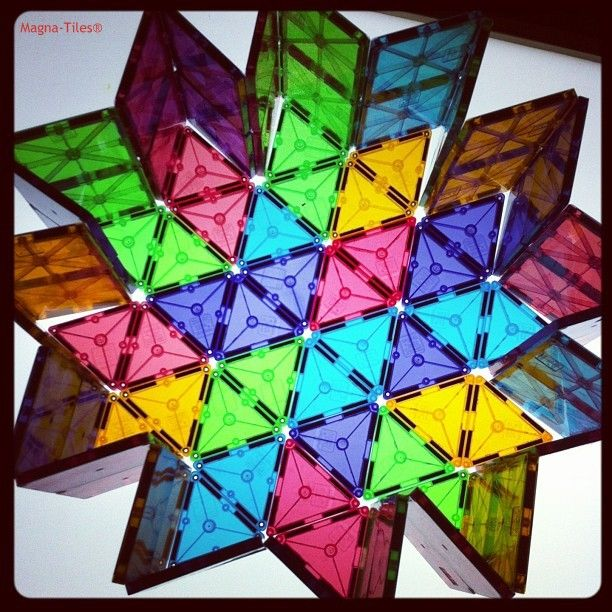 117 best Magna-Tiles® Creations! images on Pinterest