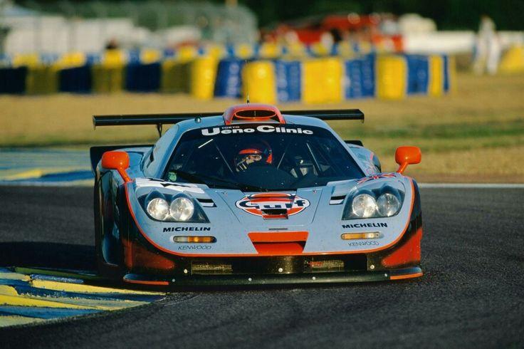 McLaren F1 GTR Longtail. Got a spare $8-10 million? It's for sale.