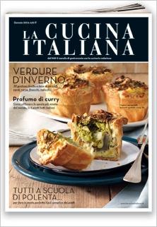 La Cucina Italiana - EDICOLA GENNAIO