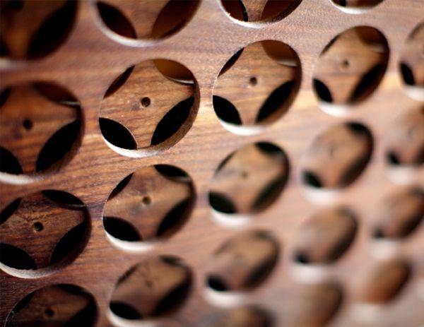 Massives Holz Bettgestell - die verlorene chinesische Kunst der Holzschnitzerei - #Schlafzimmer