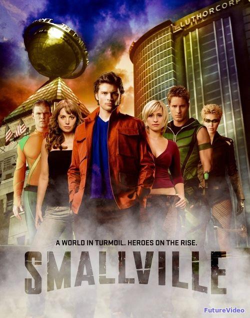Тайны Смолвиля (2001-2011) - смотреть онлайн в HD бесплатно - FutureVideo