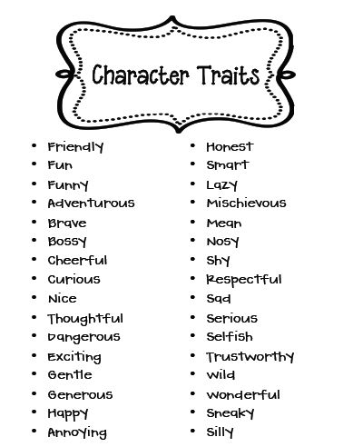 38 Best Character Unit Images On Pinterest | Teaching Reading