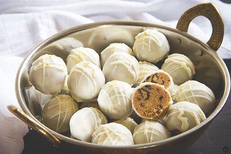 {Plazma Mlevena} Plazma bombice sa suvim višnjama i belom čokoladom – Milin Kuvar | Recepti