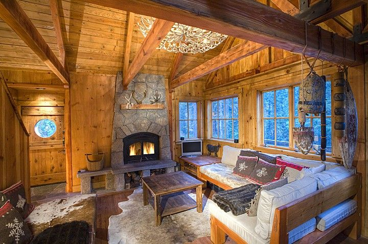 Tahoe City Vacation Rental - 225 a night, sleeps 8 VRBO 314569 - 2 BR Lake Tahoe North Shore CA Cabin in CA, Completely Remodeled Sunnyside Cabin, Hot Tub, Walk t...