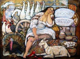 Віра Баринова-Кулеба (1938)