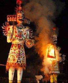 Dushera : Killing Ravan