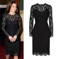 Black lace dresses online australia