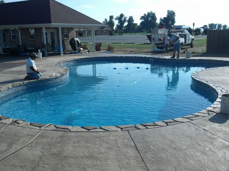 Swiming Pools Vinyl Liner Inground Pool Designs With Enclosed Fiberglass Inground Pool Also In Ground Swiiming Pool Builder And Inground Pool Pavers Project Besides In Ground Swimming Pools Ideas The Advantages of In ground Pool