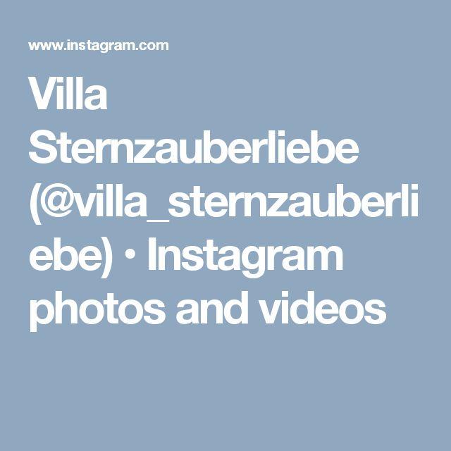 Villa Sternzauberliebe (@villa_sternzauberliebe) • Instagram photos and videos