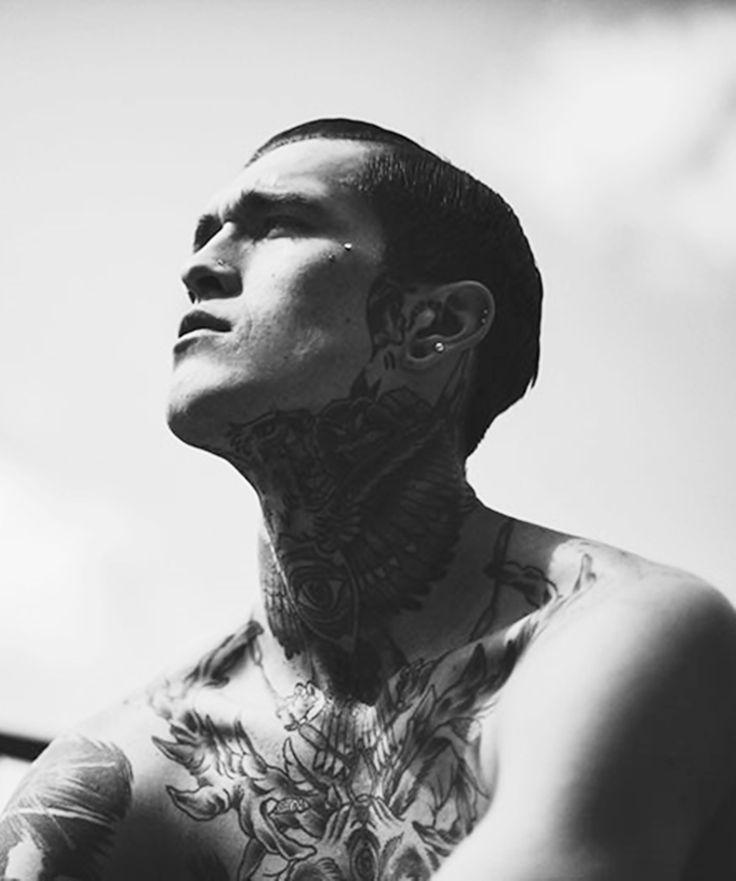 Jungs mit Tattoos Dating-Website